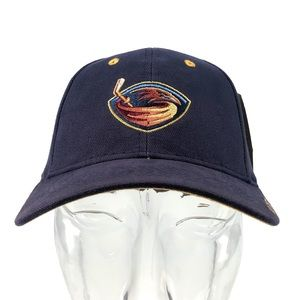 Atlanta Thrashers Vintage CCM NHL Adjustable Hat